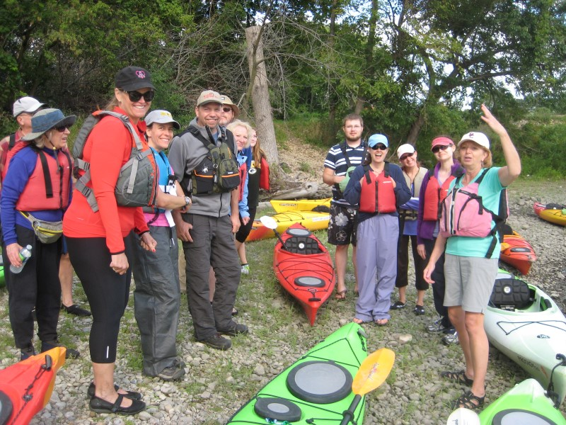 Fur Trader River Run | The Confluence to Macktown Paddle