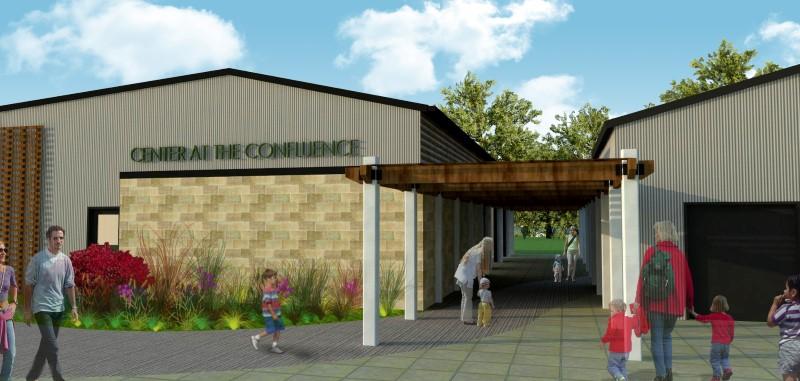 Nature At the Confluence Center South Beloit Illinois Beloit 2020 Turtle Creek Rock River (2) (Custom)