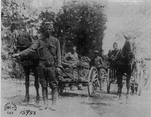 32d Division World War I