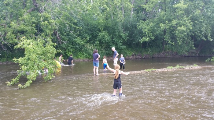Every Last Drop, Clean Water for All: Youth Stream Team Program @ Nature At The Confluence