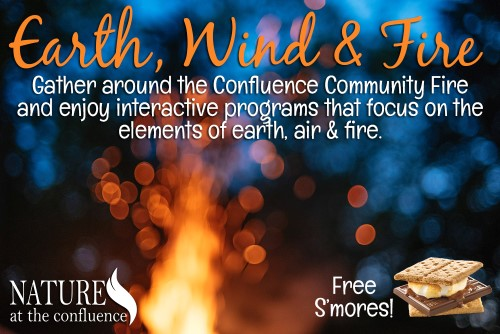Earth, Wind & Fire: Fall Equinox Celebration @ Nature At The Confluence Campus