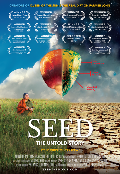 SEED: The Untold Story movie screening – Earth Day Celebration @ Nature At The Confluence Campus