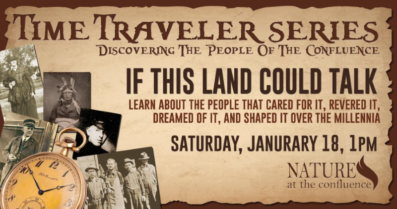 """The Confluence:  If This Land Could Talk"" 
