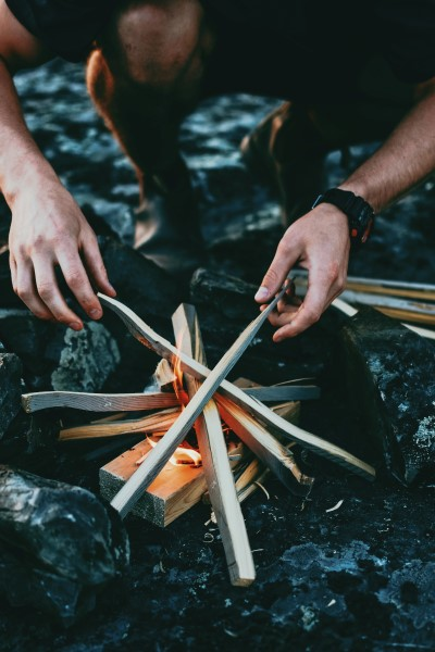 Kids Campfire Snacks by Welty Environmental Center @ Nature At The Confluence Campus