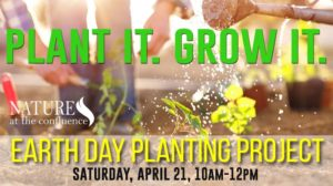 Earth Day Community Planting Project : Plant it. Grow it! @ Nature At The Confluence Campus | South Beloit | Illinois | United States