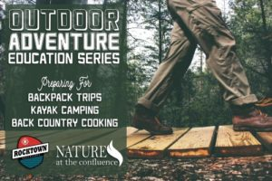 Backpacking in the Midwest | Outdoor Adventure Education Series @ Nature At The Confluence Campus | South Beloit | Illinois | United States