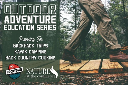 Backcountry Cooking – St Patty's Day on the Trail | Outdoor Adventure Education Series @ Nature At The Confluence Campus
