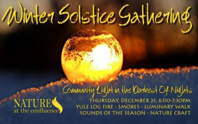 Winter Solstice Gathering and Luminary Walk will light up the night
