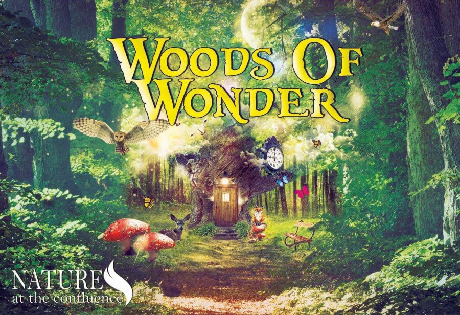 CANCELLED FOR THIS YEAR: Nature Kids Woods of Wonder Free Program – Ages 4-7 @ Nature At The Confluence Campus