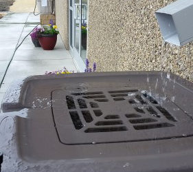 What Good are Rain Barrels?