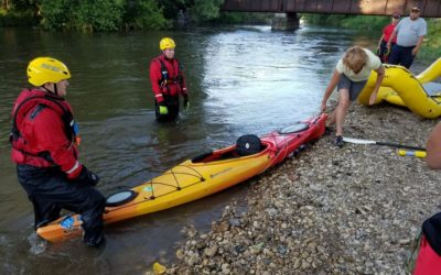 Be A Safe Paddler: Turtle Creek and the Rock River