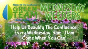 Wednesday Weeders - A Green Team Program @ Nature At The Confluence Campus | South Beloit | Illinois | United States