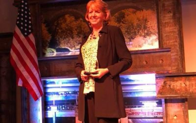 NATC's Director receives Environmental Leadership Award