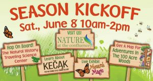 Meet Me At The Confluence Season Kickoff @ Nature at the Confluence