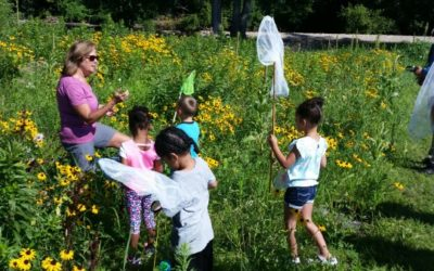 NATC teams up with area nature centers to help teachers write grants to fund class trips