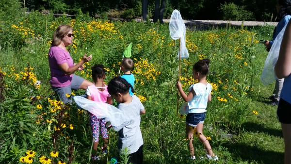 Field Trips Nature At The Confluence (Custom)