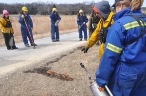 Prescribed Burn Training presented by Natural Land Institute @ Nature at the Confluence | South Beloit | Illinois | United States