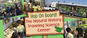 Illinois Natural History Traveling Science Center is coming! @ Nature at the Confluence