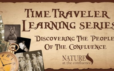 Time Traveler Discovery Series focuses on the people that lived and worked at the confluence