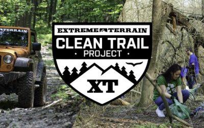 NATC receives ExtremeTerrain's Clean Trail Grant