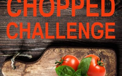 Confluence Chopped Challenge uses produce from our Learning Gardens
