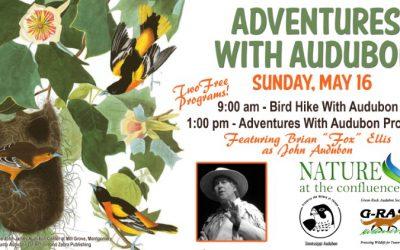 Big Birding Day featuring John Audubon – May 16