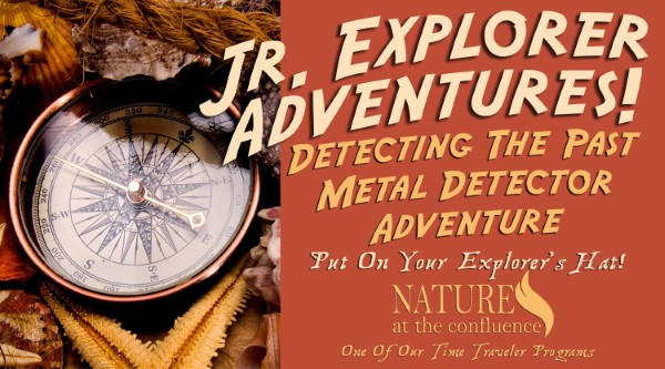 Detecting the Past – Metal Detecting Adventure for Kids Ages 8+