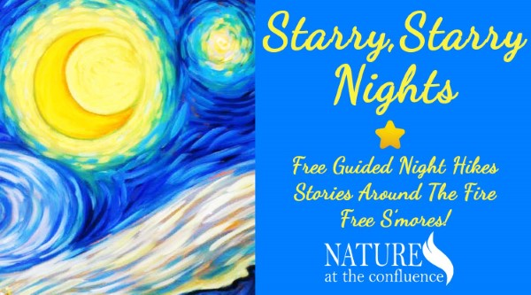 Starry, Starry Night video and new night hike series launched