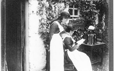 """The """"American Letter"""" Home – How Irish Immigrant Women Supported Their Families Back Home in Ireland"""