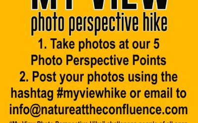 """Participate in """"My View Photo Perspective Hike"""""""